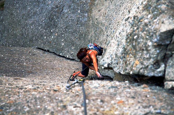 Climbing area of Mouzaki, Climbing, wondergreece.gr