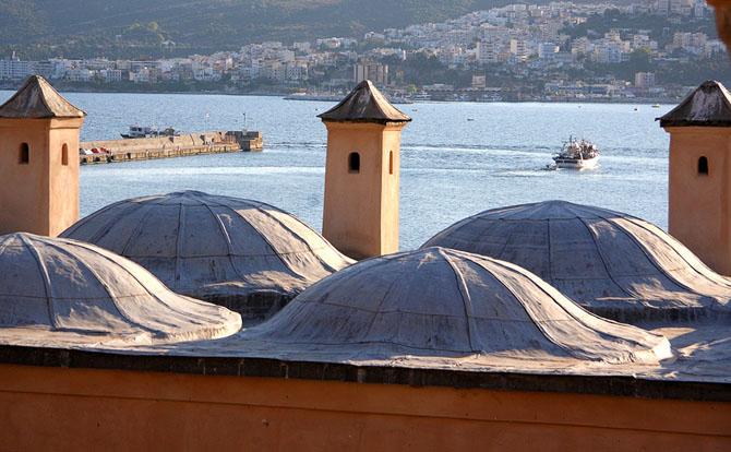 Ιμαρέτ, Μνημεία & Αξιοθέατα, wondergreece.gr