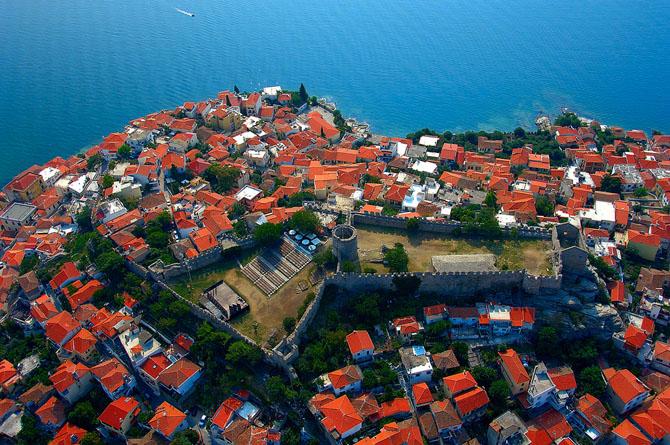 Κάστρο Καβάλας, Κάστρα, wondergreece.gr