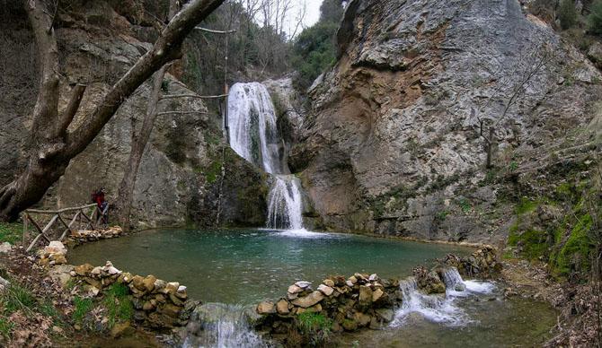 Καταρράκτης Παλιάς Καβάλας, Καταρράκτες, wondergreece.gr