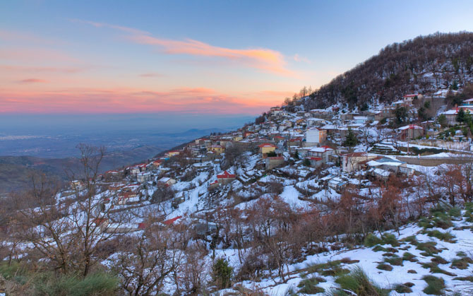 Morfovouni, Main cities & villages, wondergreece.gr