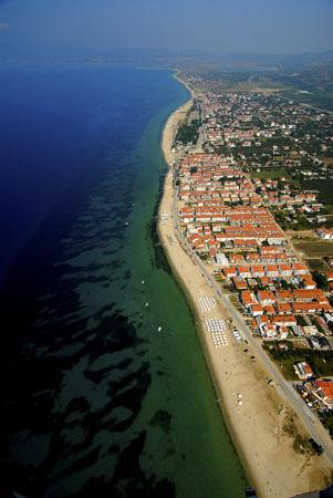 Οφρύνιο, Παραλίες, wondergreece.gr