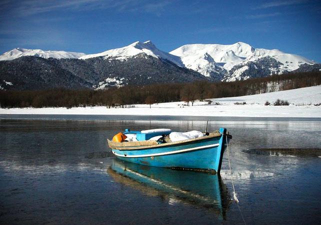Plastira Lake, Lakes, wondergreece.gr