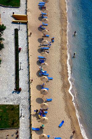 Ραψάνη, Παραλίες, wondergreece.gr