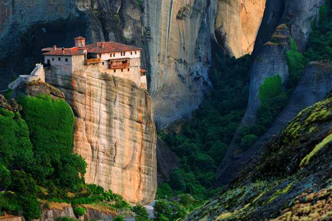 Monasteries of Meteora, Churches & Monasteries, wondergreece.gr