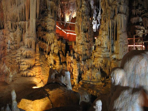 Cave Petralona, Caves, wondergreece.gr