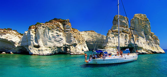 Kleftiko, Beaches, wondergreece.gr