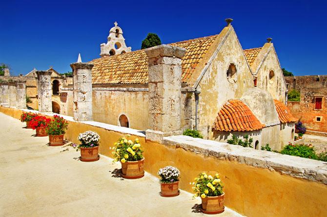Monastery of Arkadi, Churches & Monasteries, wondergreece.gr
