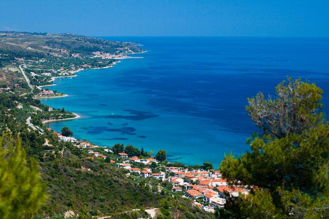 Kassandria, Main cities & villages, wondergreece.gr