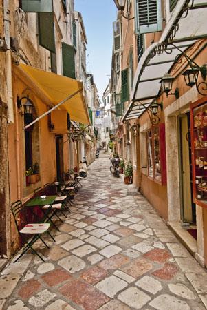 Kerkyra (Corfu), Main cities & villages, wondergreece.gr