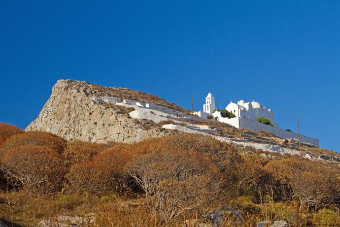 Η Παναγία, Εκκλησίες & Μοναστήρια, wondergreece.gr