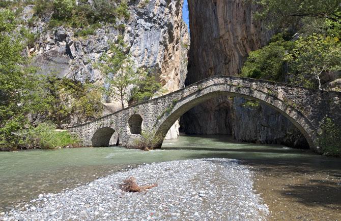 Portitsa Bridge , Monuments & sights, wondergreece.gr
