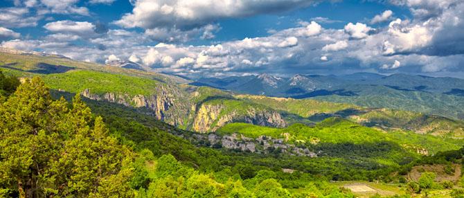 Monodendri, Main cities & villages, wondergreece.gr