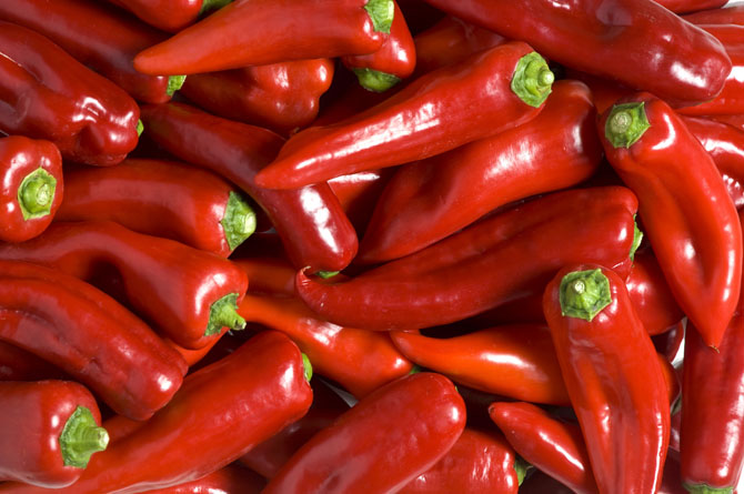 Florina peppers, Local products, wondergreece.gr