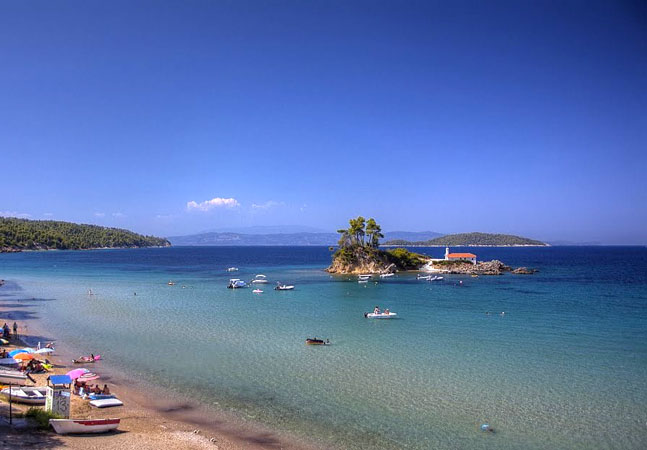 Agios Nikolaos Artemisiou, Beaches, wondergreece.gr