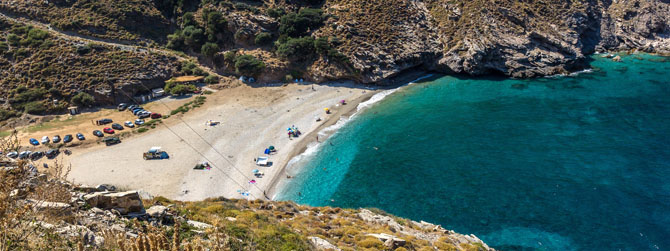 Agios Dimitrios, Beaches, wondergreece.gr