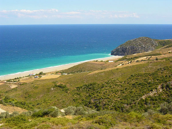 Agios Merkourios, Beaches, wondergreece.gr