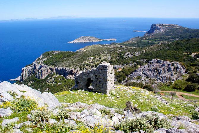 Agios Georgios Castle, Castles, wondergreece.gr