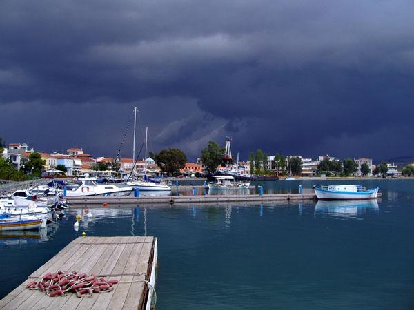 Aliveri, Main cities & villages, wondergreece.gr
