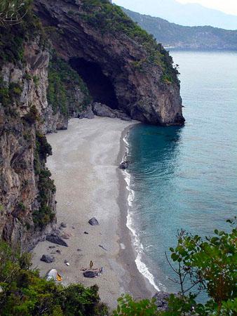 Chiliadou, Beaches, wondergreece.gr