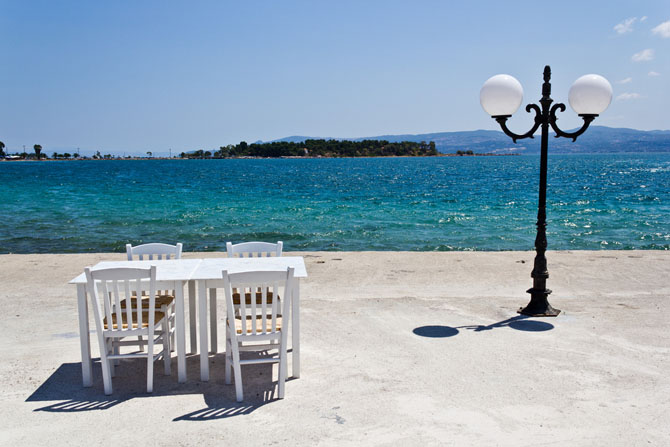 Eretria, Main cities & villages, wondergreece.gr