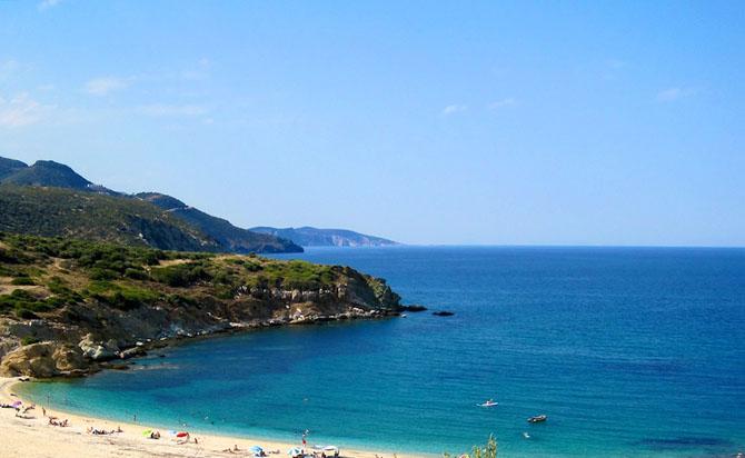 Cheromilos, Beaches, wondergreece.gr