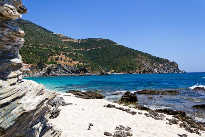 Kalamos, Beaches, wondergreece.gr