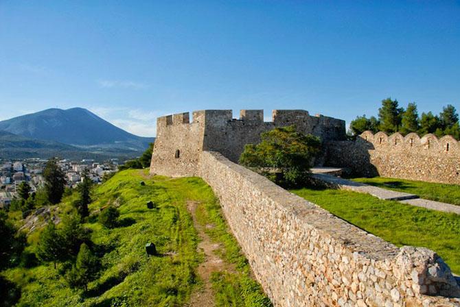 Karambamba Castle, Castles, wondergreece.gr