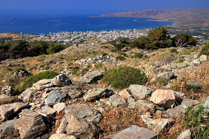 Karystos, Main cities & villages, wondergreece.gr