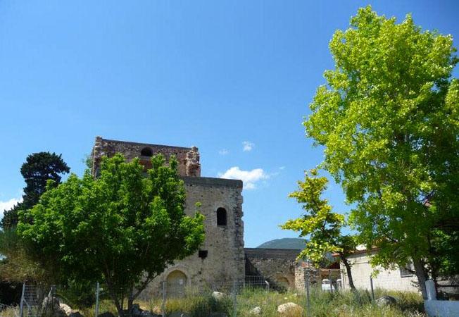 Castle at Rovies, Castles, wondergreece.gr