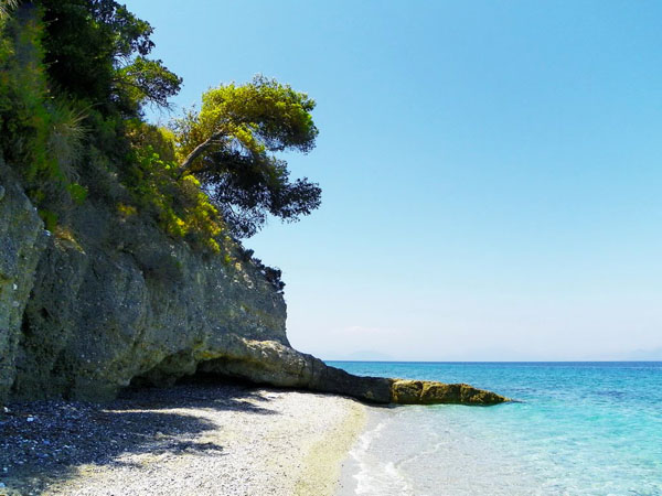 Koutsoumbri, Beaches, wondergreece.gr