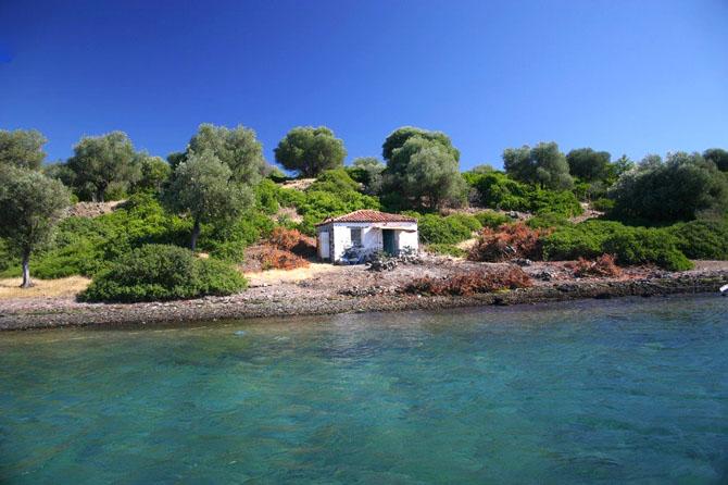 Lichadonisia, Beaches, wondergreece.gr