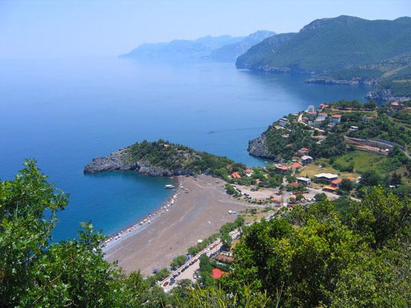 Limnionas Mesochoriou, Beaches, wondergreece.gr