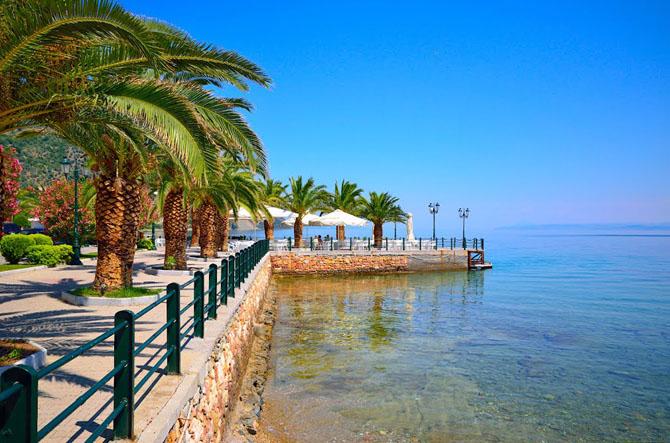 Aidipsos, Main cities & villages, wondergreece.gr