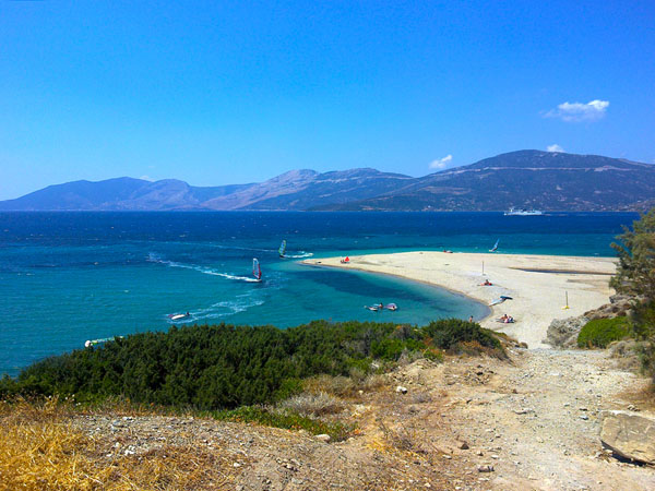 Megali Ammos, Beaches, wondergreece.gr