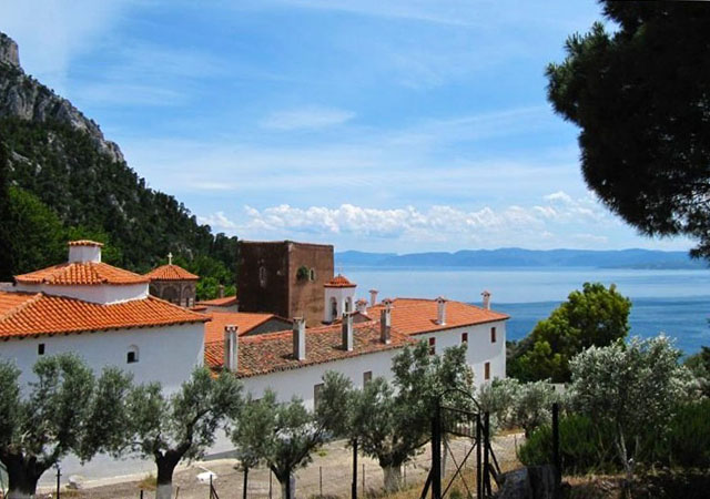 Galataki Monastery, Churches & Monasteries, wondergreece.gr