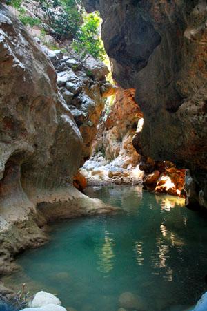 Nilea Gorge, Gorges, wondergreece.gr