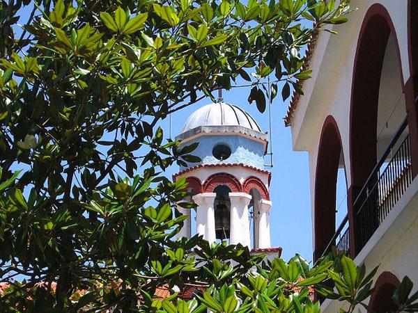 Osios David, Churches & Monasteries, wondergreece.gr