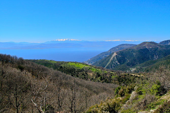 Telethrio Mount, Mountains, wondergreece.gr