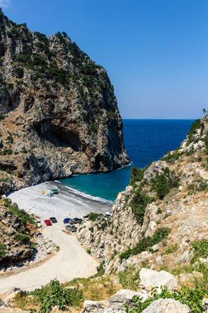 Vythouri, Beaches, wondergreece.gr