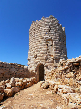 Tower of Drakano, Castles, wondergreece.gr
