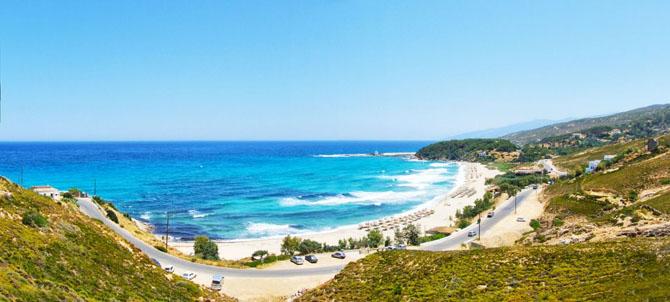 Mesakti, Beaches, wondergreece.gr