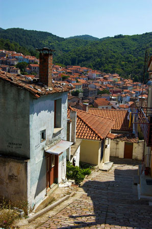 Agiassos , Main cities & villages, wondergreece.gr
