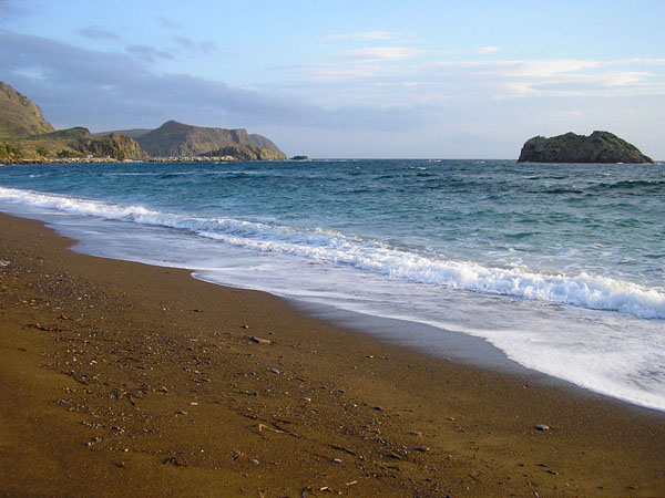 Eressos, Beaches, wondergreece.gr