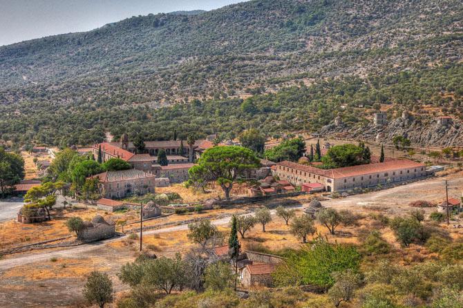 Limonos Monastery , Churches & Monasteries, wondergreece.gr