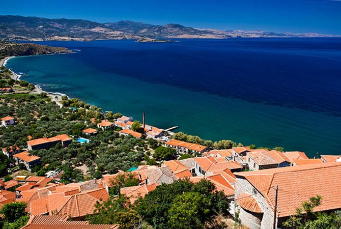 Molyvos , Beaches, wondergreece.gr