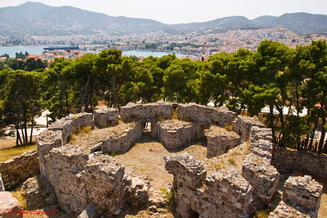 Mytilene, Main cities & villages, wondergreece.gr