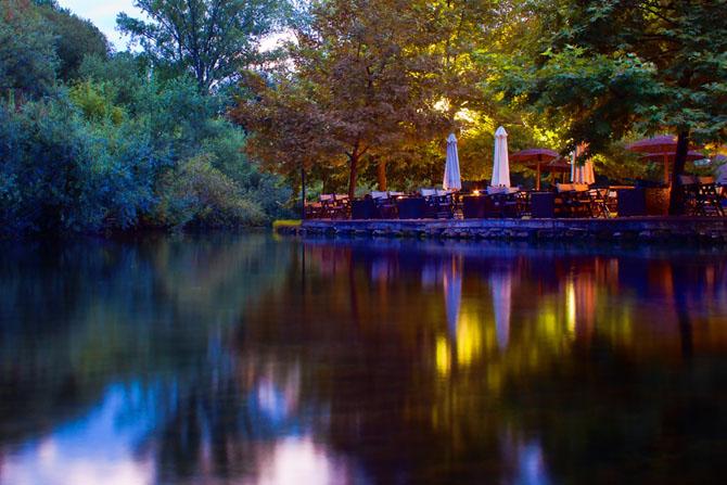 Park of Agia Varvara Springs, Monuments & sights, wondergreece.gr