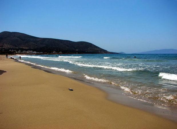 Αγιασός, Παραλίες, wondergreece.gr