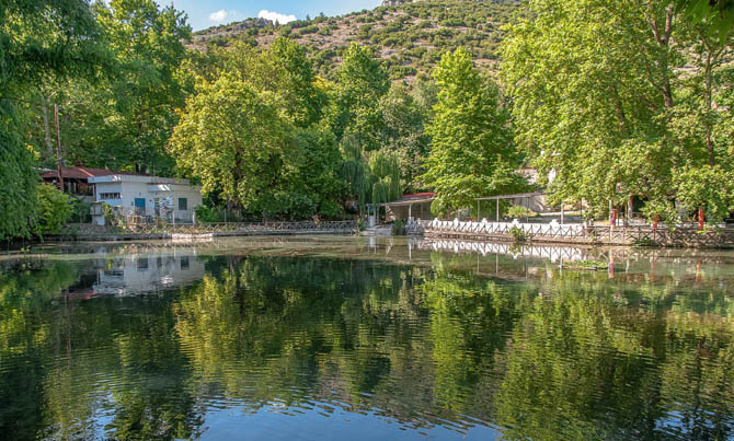 Agios Ioannis Park, Monuments & sights, wondergreece.gr